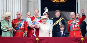 This is the royal family's surname