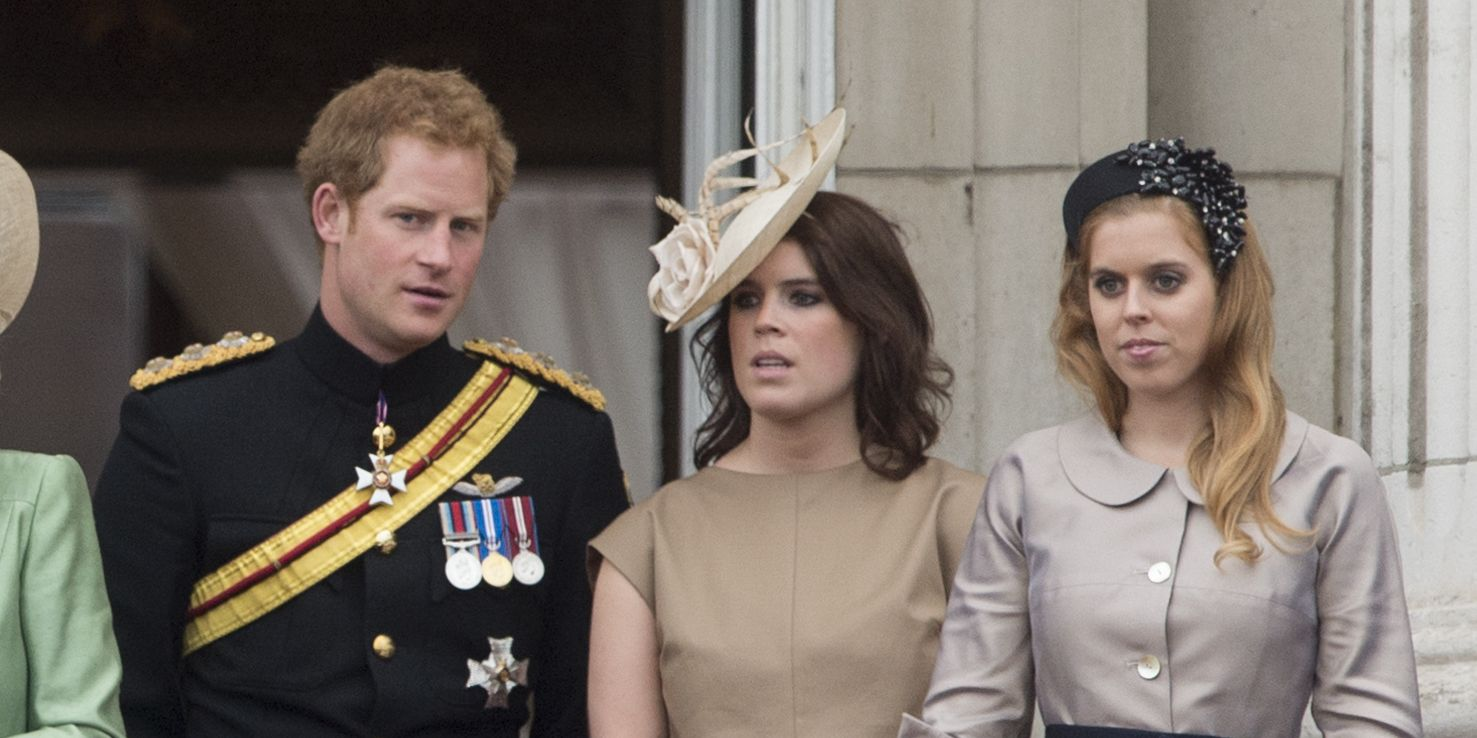 Prince Harry Called Princess Beatrice and Eugenie To Discuss Philip's Funeral