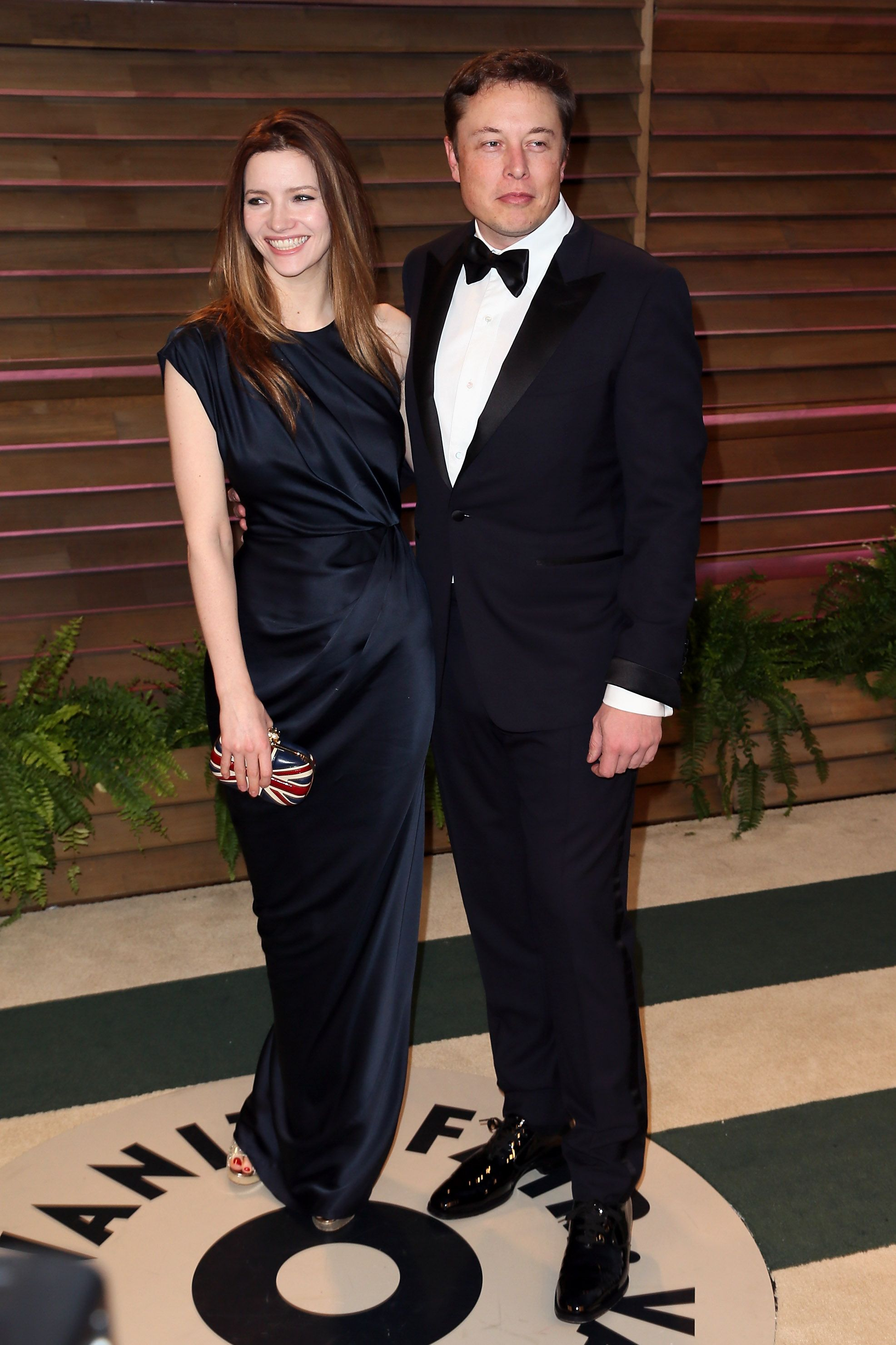 He and actress Talulah Riley married and divorced ... twice.