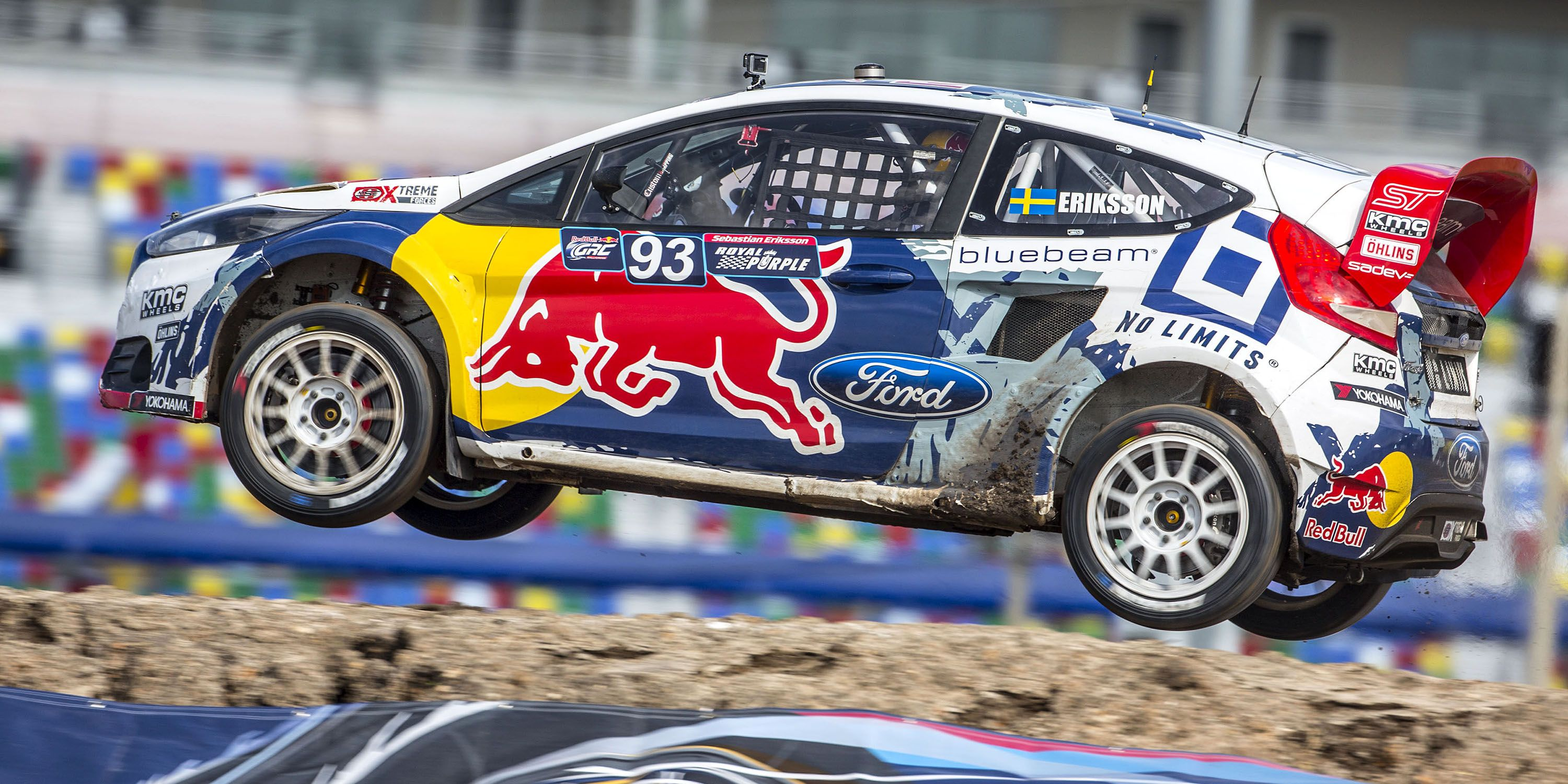 Red Bull Global Rallycross Reportedly Ceases Operations