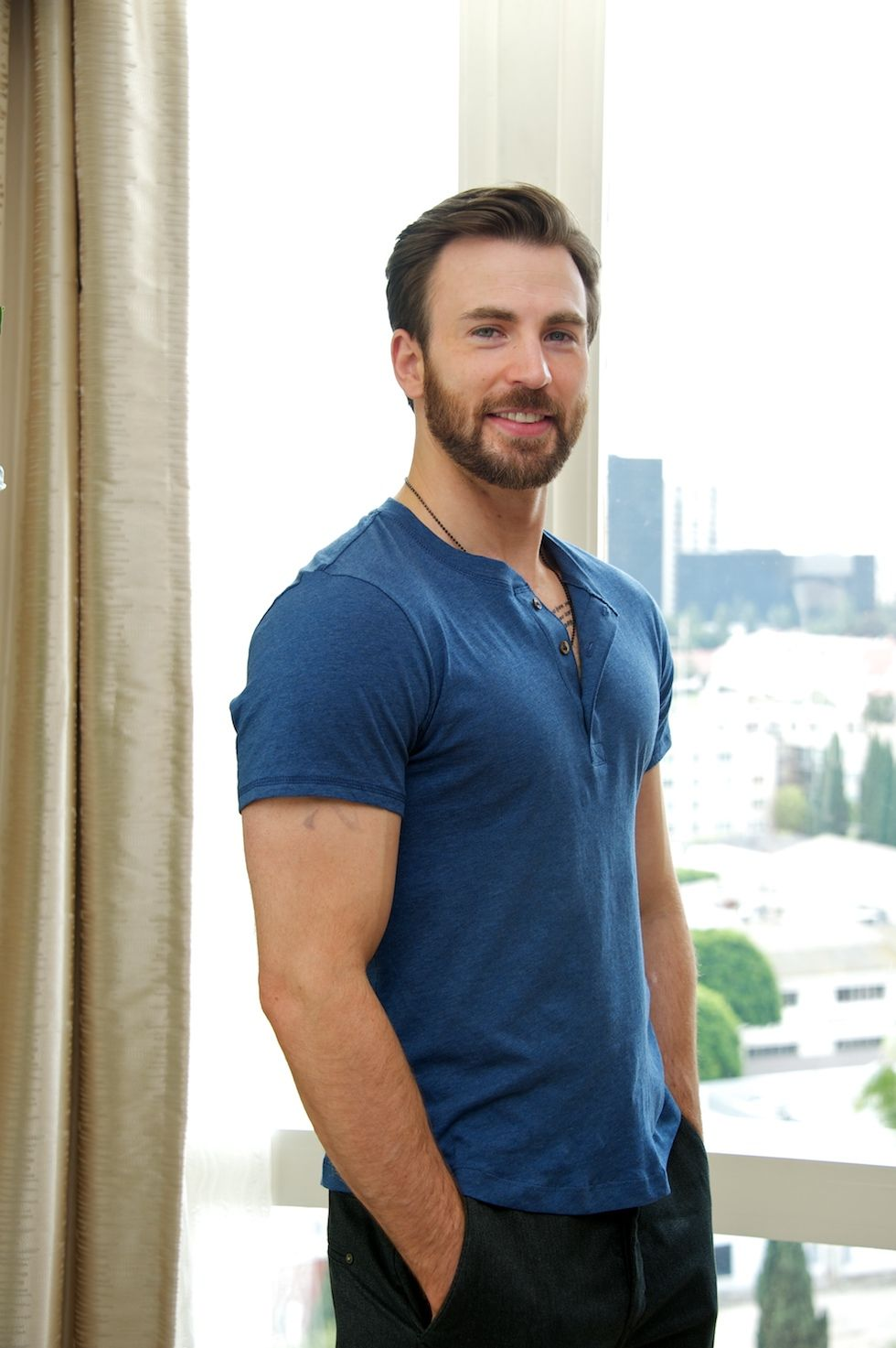 """Captain America: The Winter Soldier"" Press Conference"