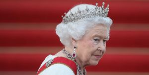 There was an intruder on the loose at Buckingham Palace while the Queen was sleeping