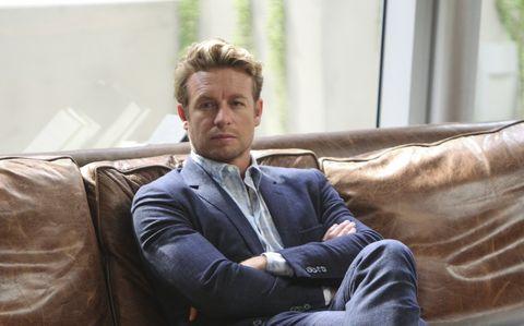 Sitting, Human, White-collar worker, Suit,