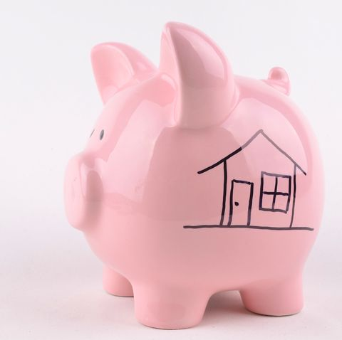 My Savings for a New House