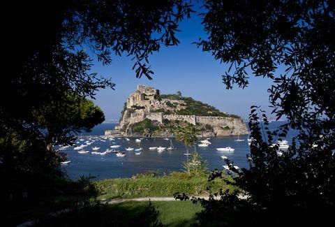 Aragonese castle (Ischia island Italy) 2