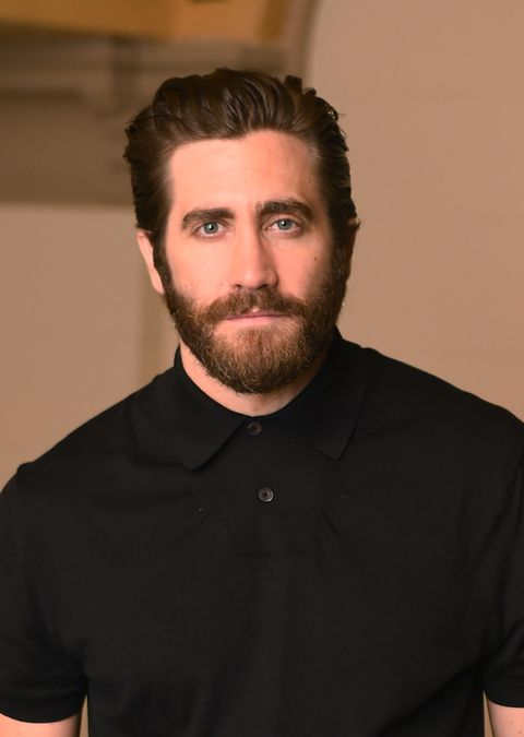 new york, ny   july 01  actor jake gyllenhaal attends the opening night of the new york city center encores off center production of little shop of horrors at manhattan theatre club at new york city center on july 1, 2015 in new york city  photo by andrew h walkergetty images