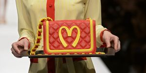 Fast Food Fashion Moschino Fall 2014 McDonald's