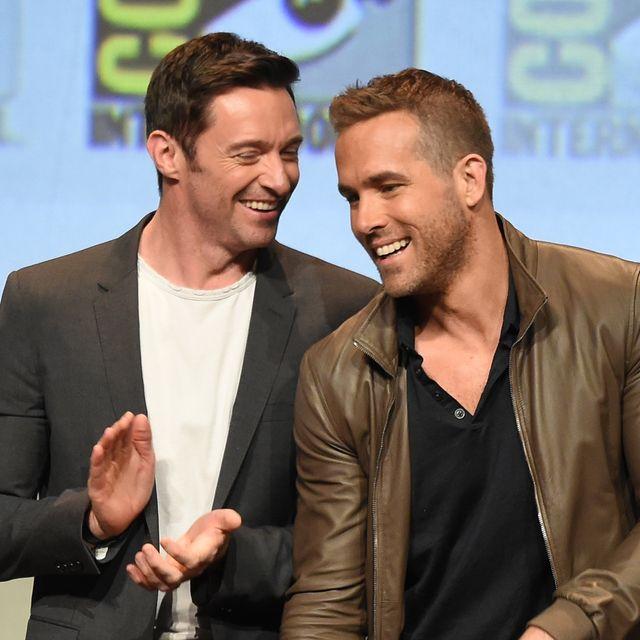 Hugh Jackman And Ryan Reynolds Feud Began Over Scarlett Johansson