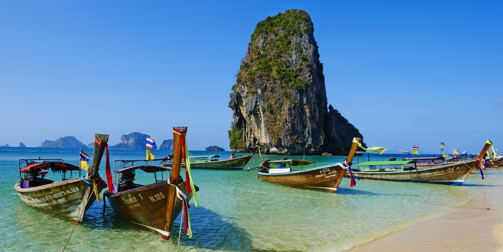 This is the cheapest month of the year to fly to Thailand