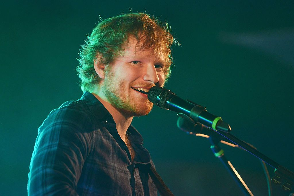 Ed Sheeran Just Released New Music for the First Time in Over a Year