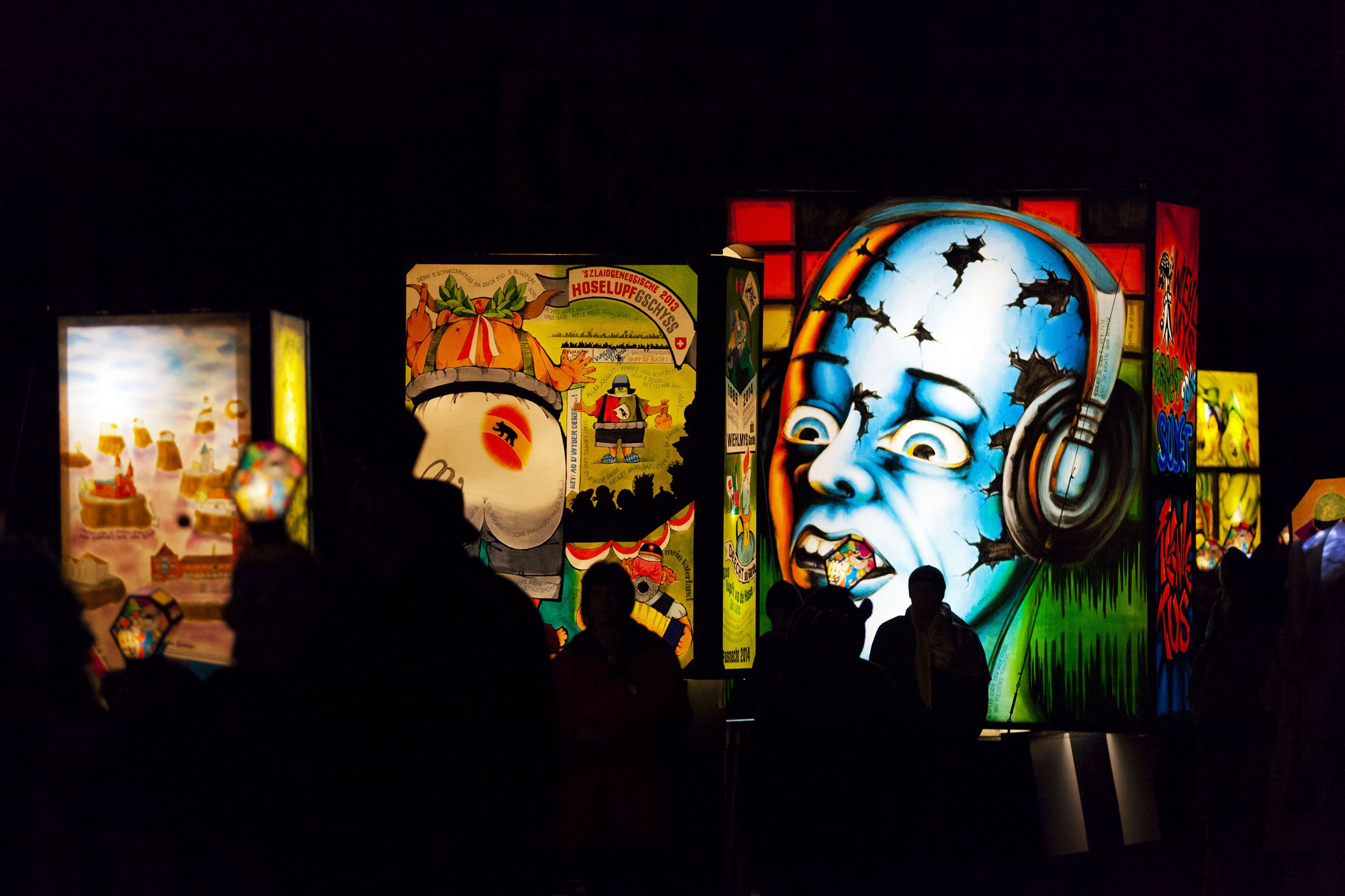 An Art Overdose in the Birthplace of LSD