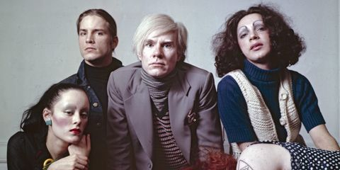 Warhol And His Superstars