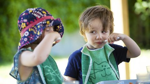 Child, People, Toddler, Fun, Summer, Vacation, Play, Leisure, Headgear, Recreation,