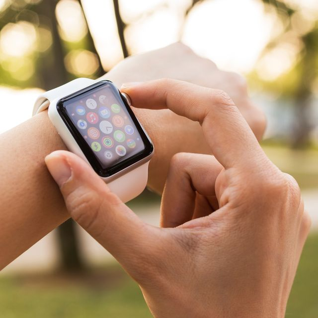 apple watch, women's health uk
