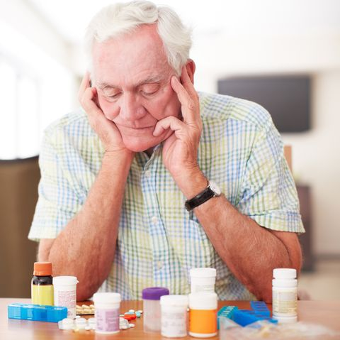 taking many medications together