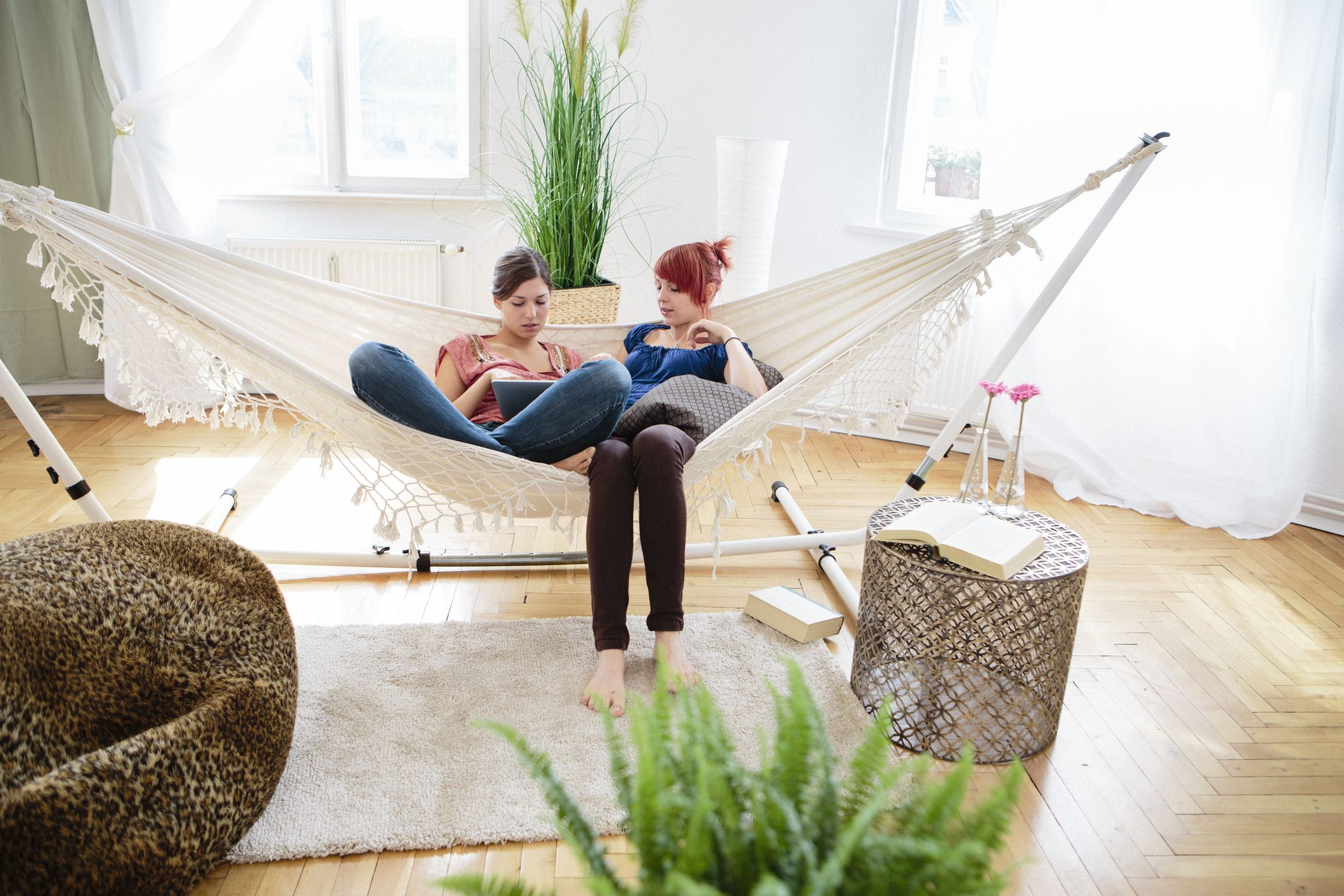 Rum Company Brugal 1888 Will Pay You to Swap Out Your Living Room Sofa For a Hammock