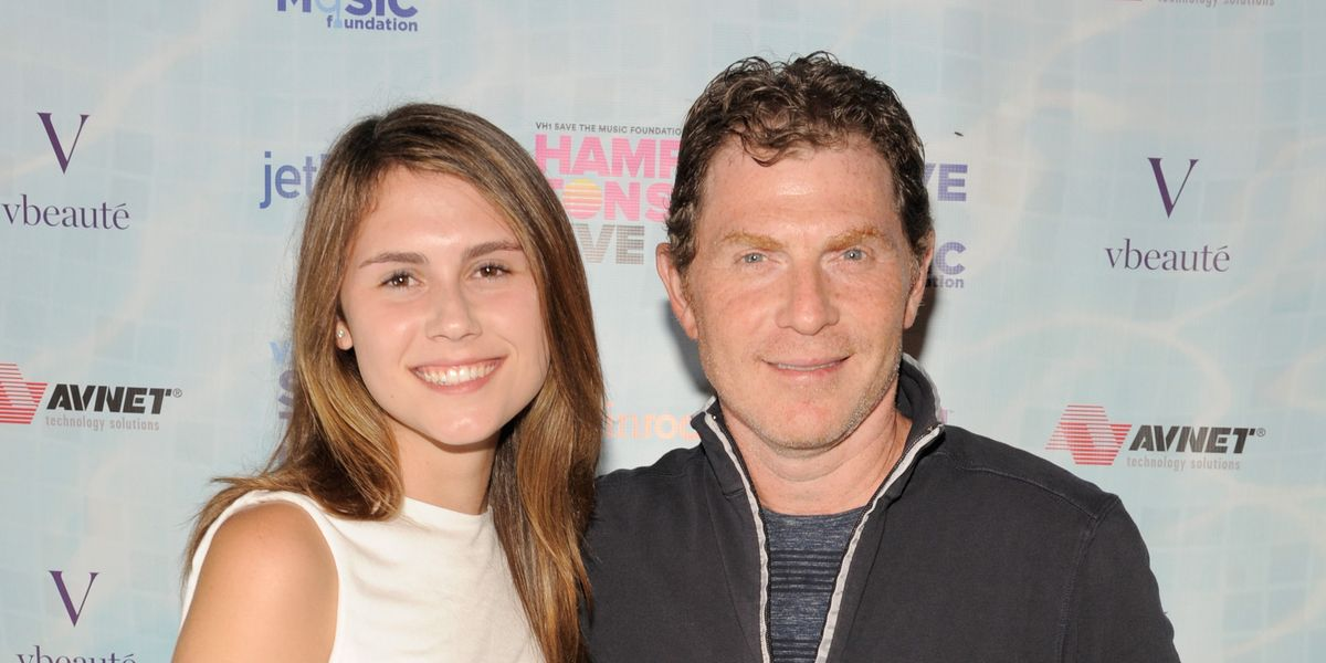 Who Is Sophie Flay Things To Know About Bobby Flay S