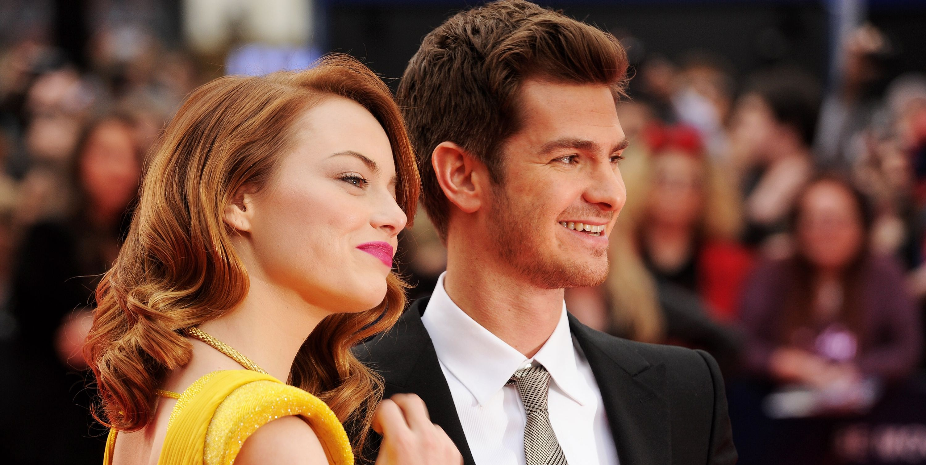 Are emma stone and andrew garfield dating still