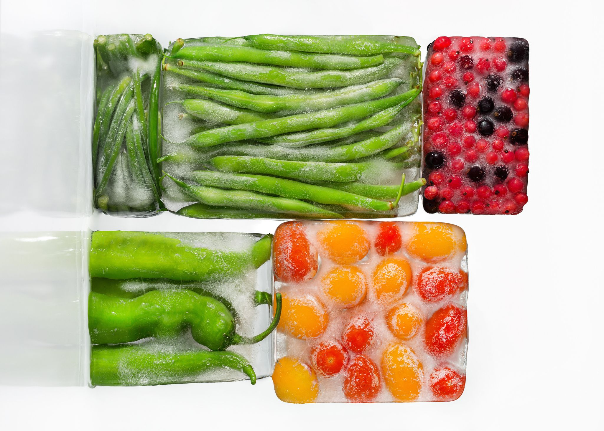 The Smart Way to Freeze Fruits and Vegetables