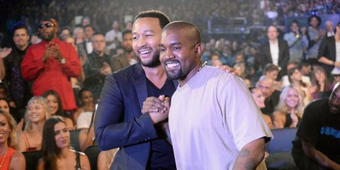 John Legend calls Kanye West out for controversial tweets