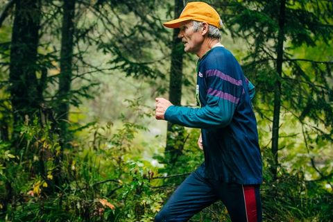 Want the Cardio Fitness of Someone Decades Younger? Here's How Much You Need to Run