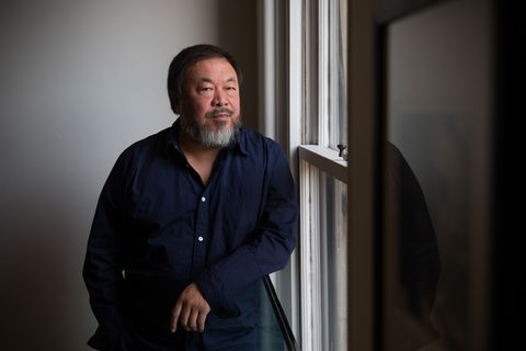 Press Conference With Ai Weiwei To Launch Royal Academy Exhibition