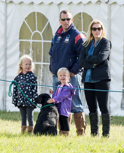 Who Is Peter Phillips, the Queen's Oldest Grandson ...