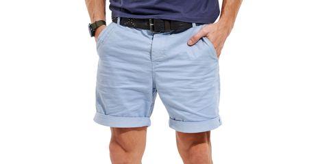shorts at work