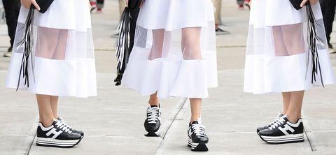 Le scarpe di Zara che sembrano Hogan sono un'altra enorme gioia della Primavera Estate 2018
