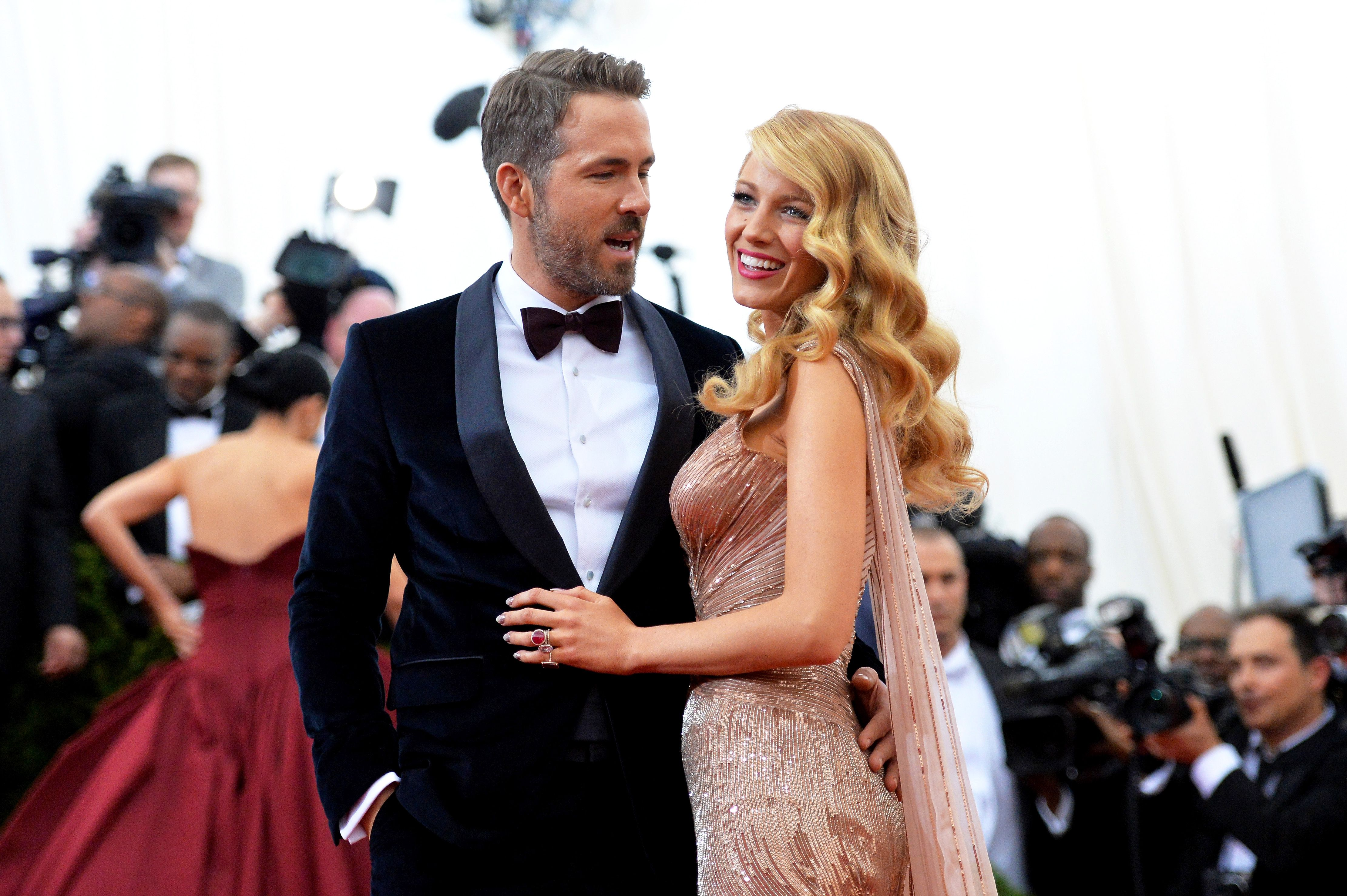 Blake Lively Ended Her Instagram Hiatus Just to Publicly Flirt With Ryan Reynolds