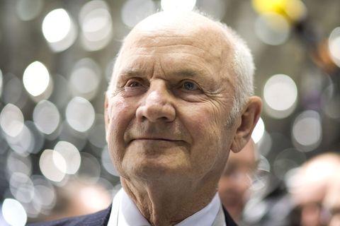 Volkswagen Holds Annual Shareholders Meeting