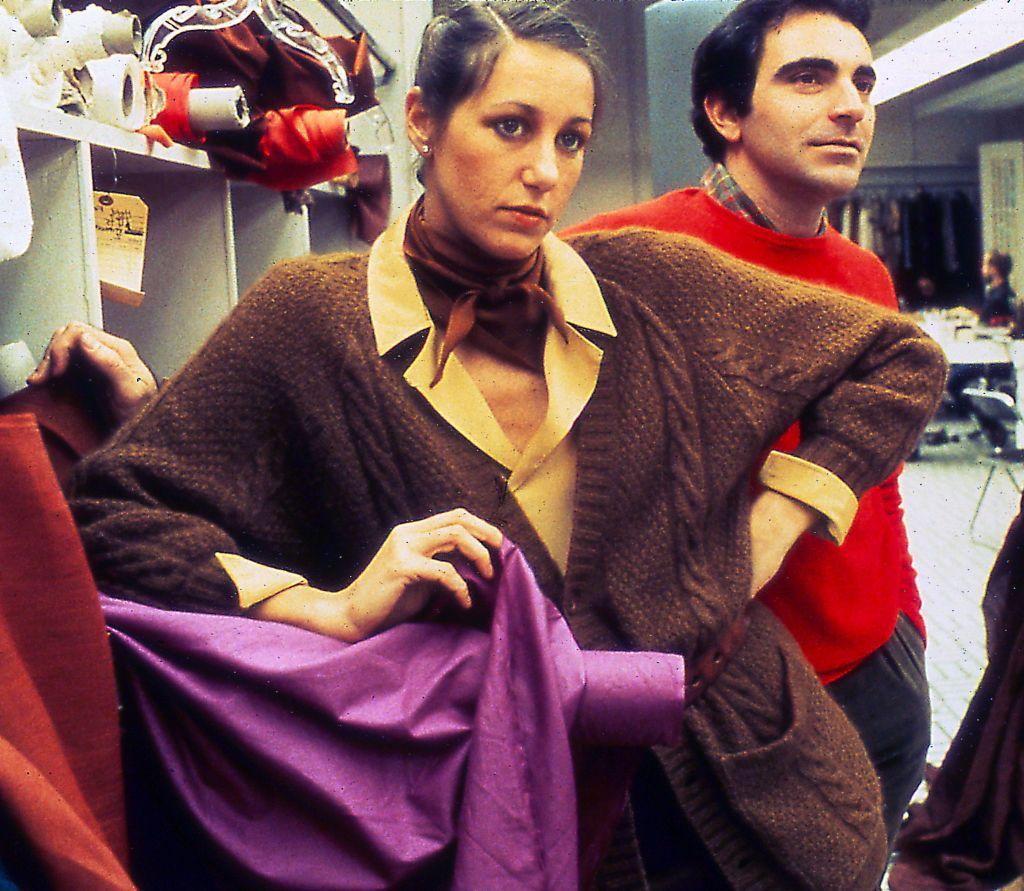 Donna Karan Cindy Crawford Shalom Harlow Donna Karan Muses Throughout History