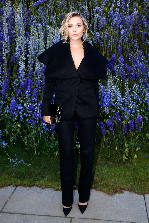 伊莉莎白歐森, Elizabeth Olsen, 緋紅女巫, 女星穿搭