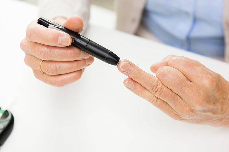 Fat storage and diabetes risk decreases