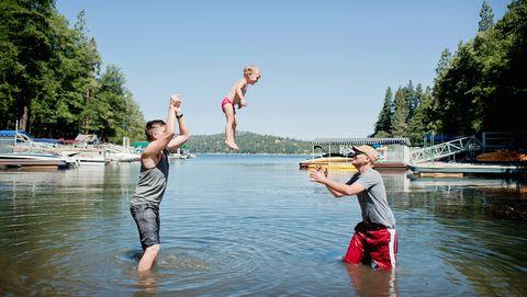 Water, Fun, Water resources, Waterway, Vacation, Lake, River, Summer, Recreation, Leisure,