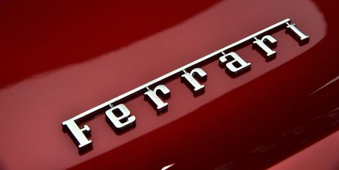 Vehicle, Car, Red, Emblem, Trademark, Symbol,