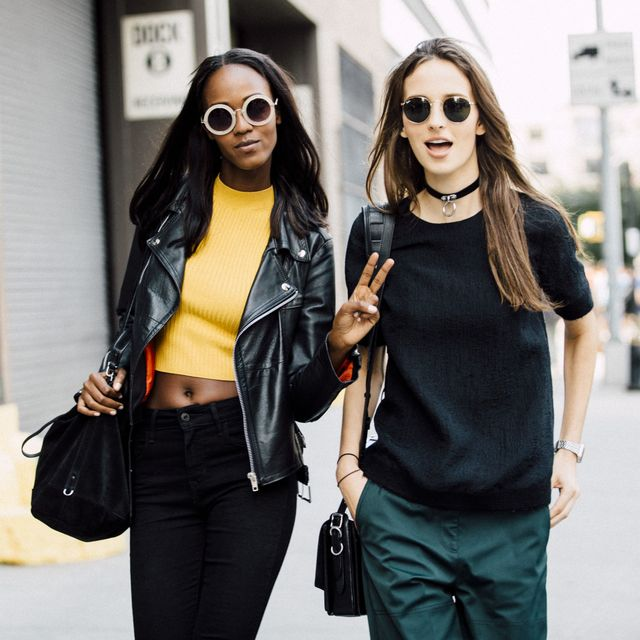 Street Style - Primavera 2016 New York Fashion Week