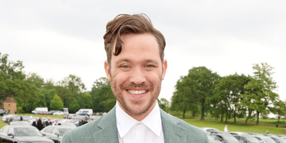 Will Young reveals how gardening has helped his anxiety