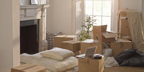 Room, Furniture, Living room, Floor, Property, Interior design, Wood flooring, Hardwood, Table, Flooring,