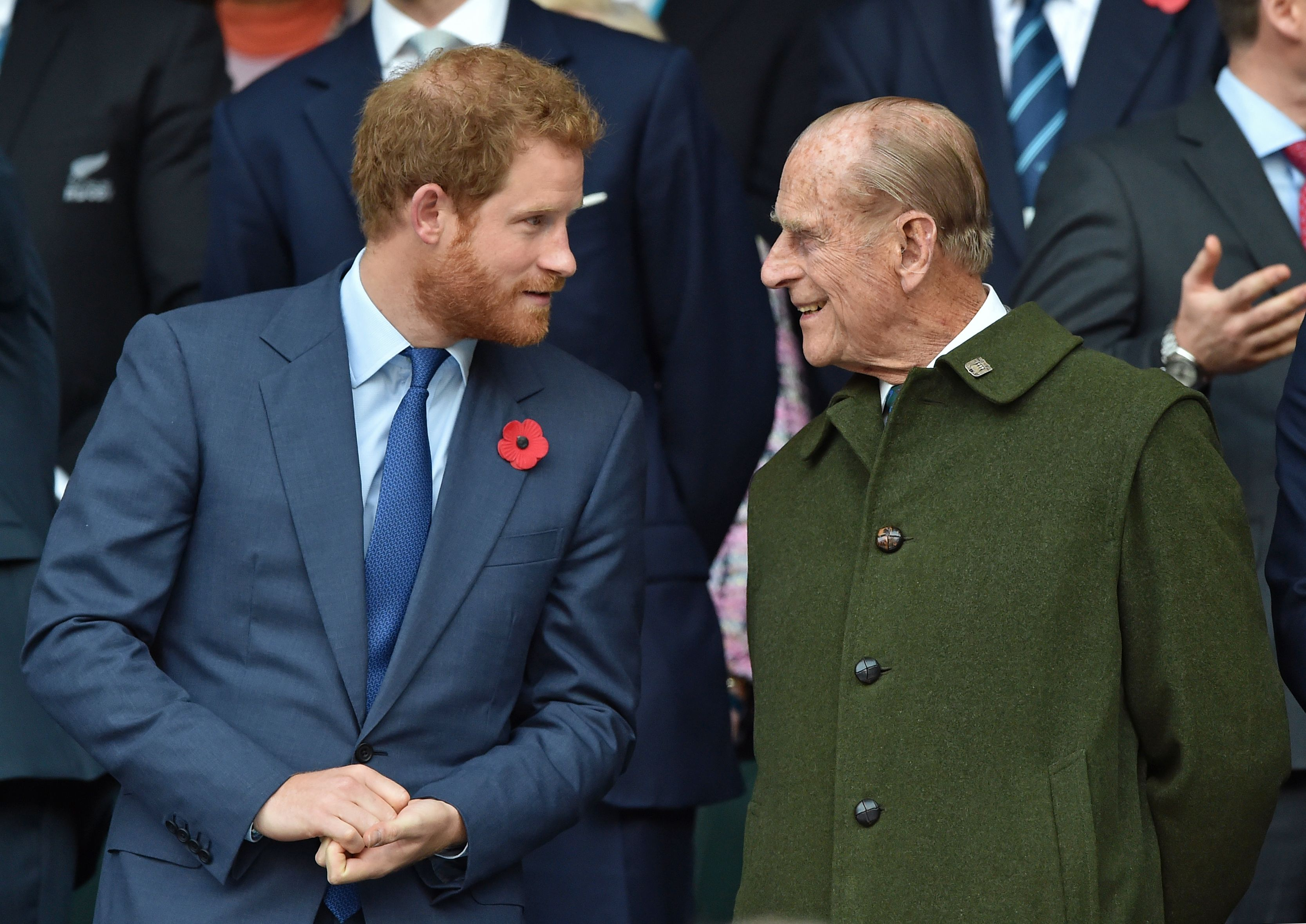 Prince Harry Is in Quarantine at Frogmore Cottage Ahead of Prince Philip's Funeral