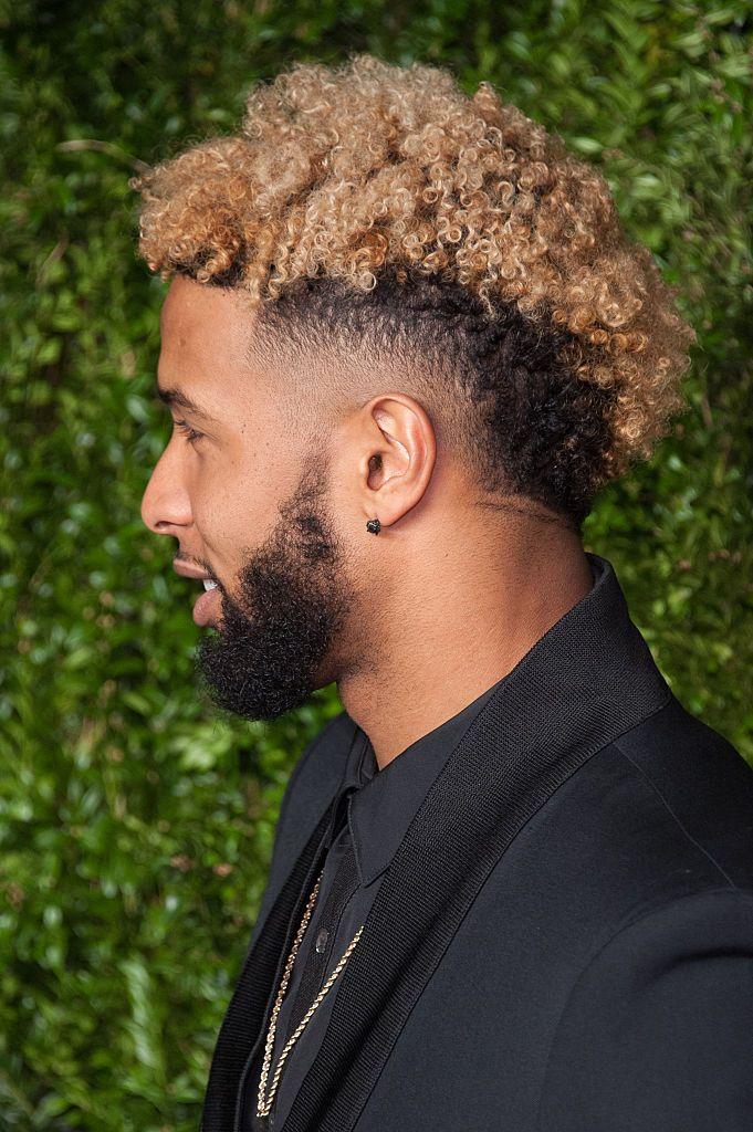 Black man fade Flat Top