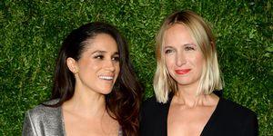 Meghan Markle and Misha Nonoo - 12th Annual CFDA/Vogue Fashion Fund Awards - Arrivals