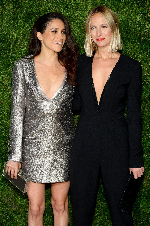 Meghan Markle and Prince Harry Will Reportedly Join Ivanka Trump and Jared Kushner at Misha Nonoo's Rome Wedding Tomorrow