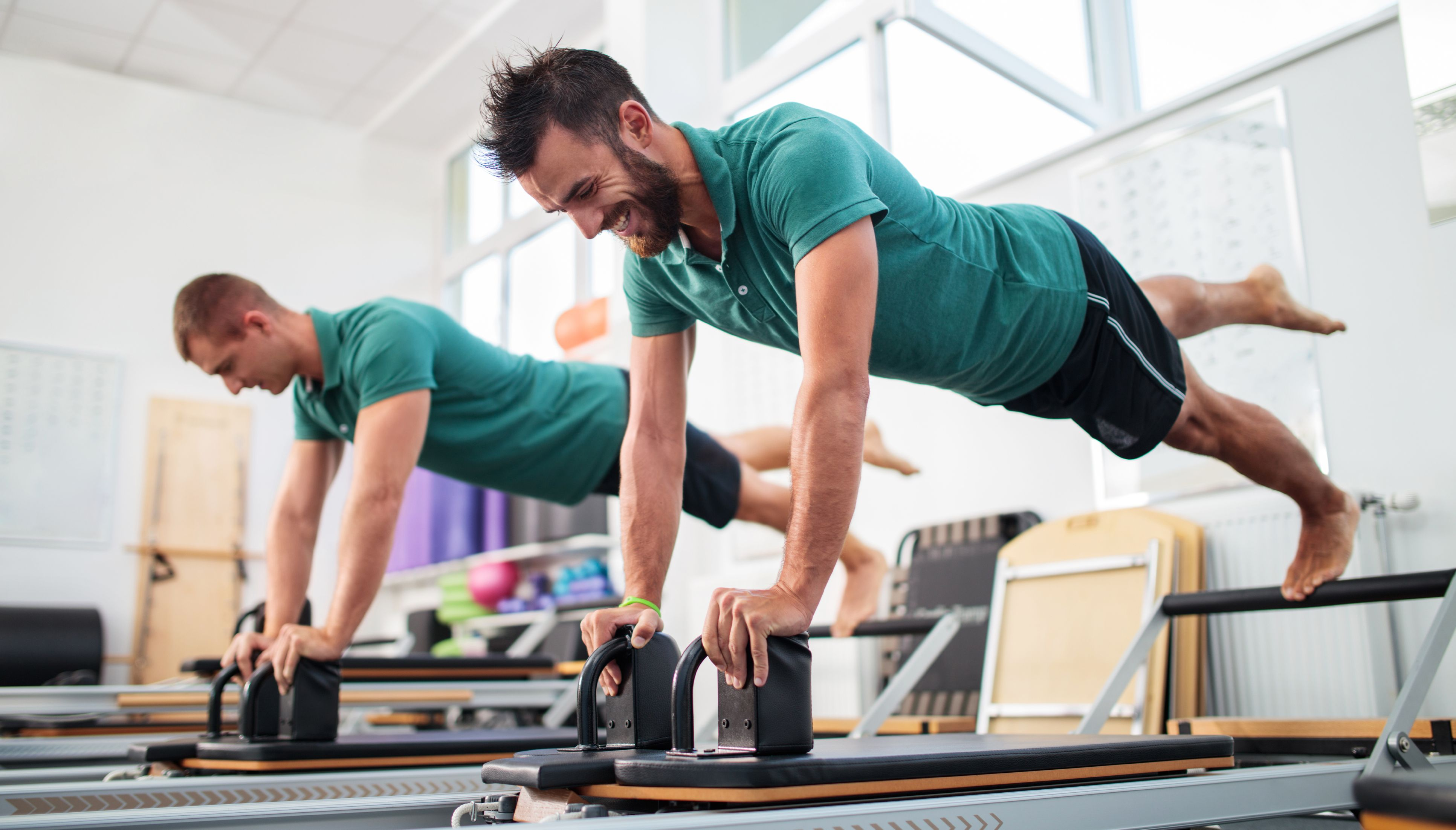 No, You're Not Too Manly for Pilates