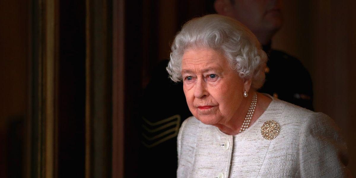 What happens when the Queen dies