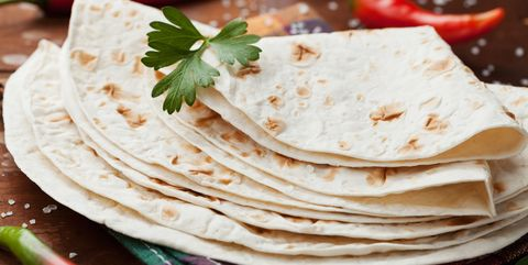 Dish, Food, Cuisine, Ingredient, Naan, Flatbread, Tortilla, Gringas, Chapati, Staple food,