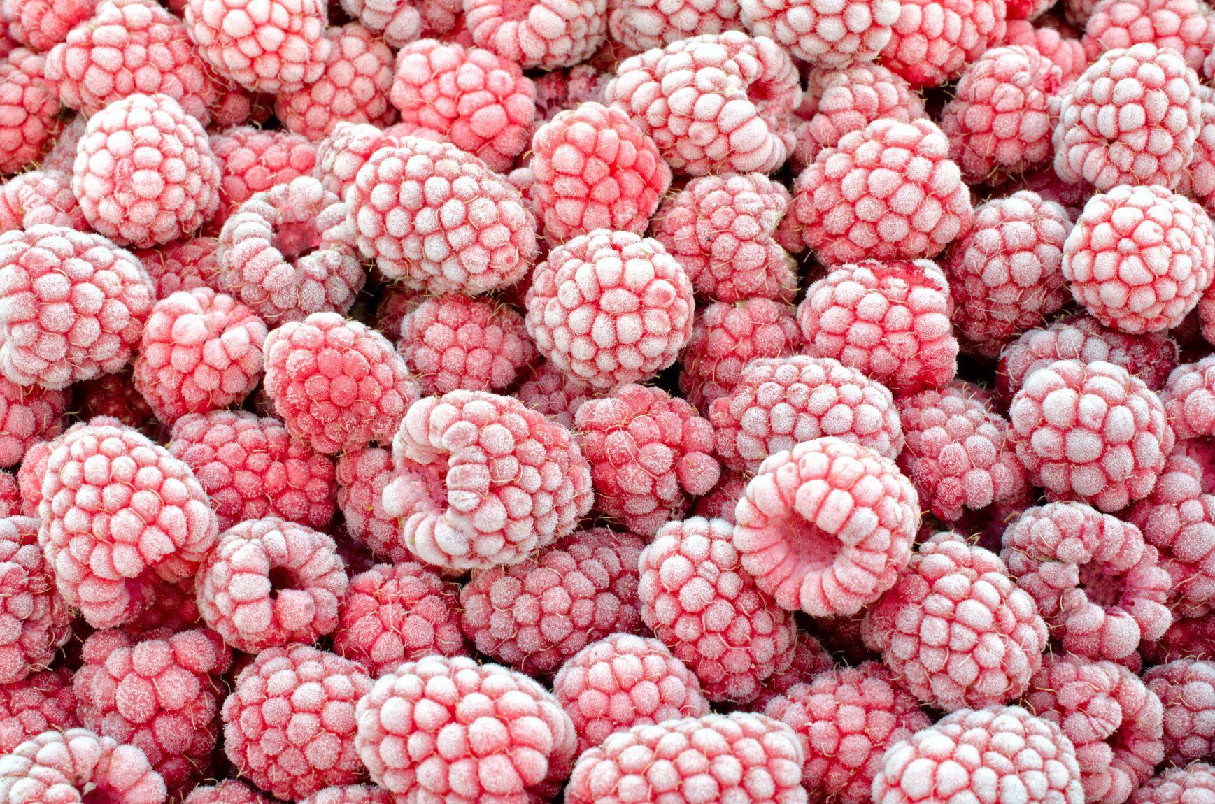 Tutta la verità nient'altro che la verità sulle proprietà di frutta e verdura surgelate
