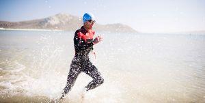 jorge, españa, triatleta, sordociego, superar, triatlón