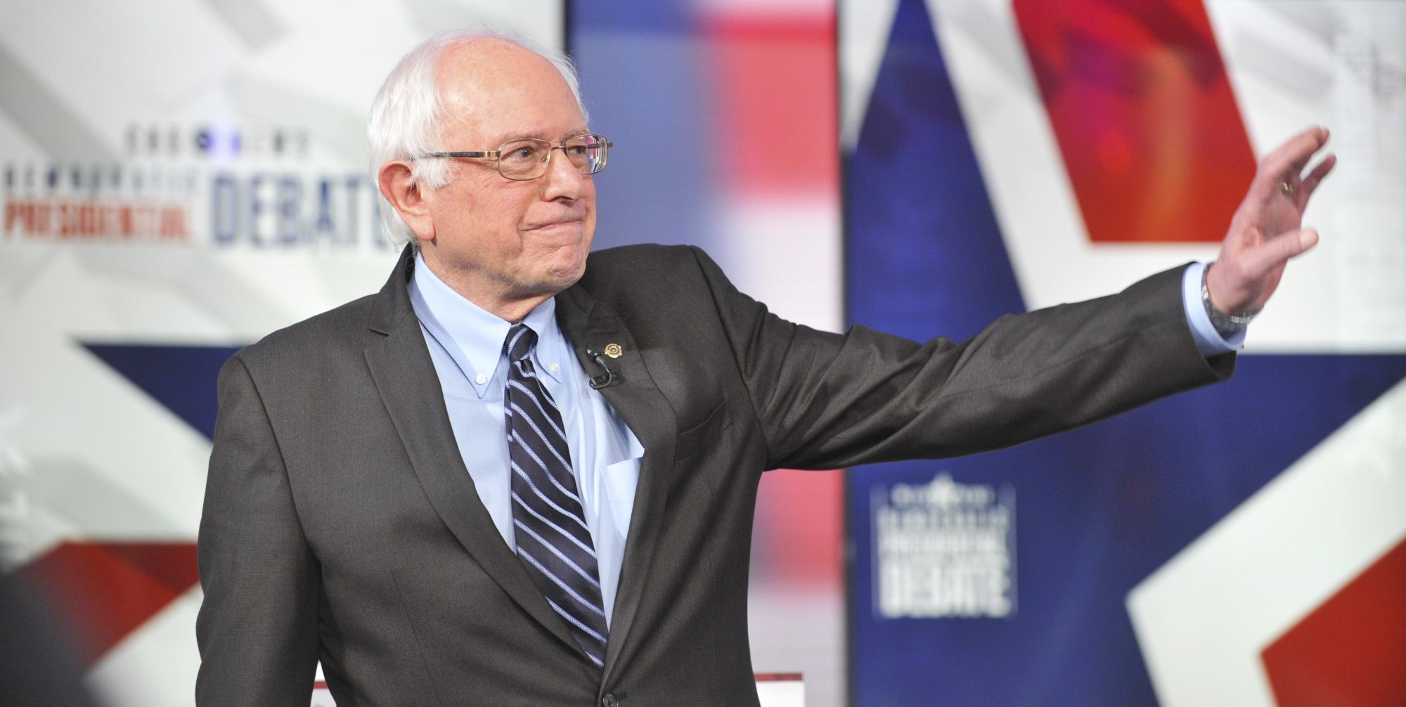 CBS News Democratic Presidential Debate