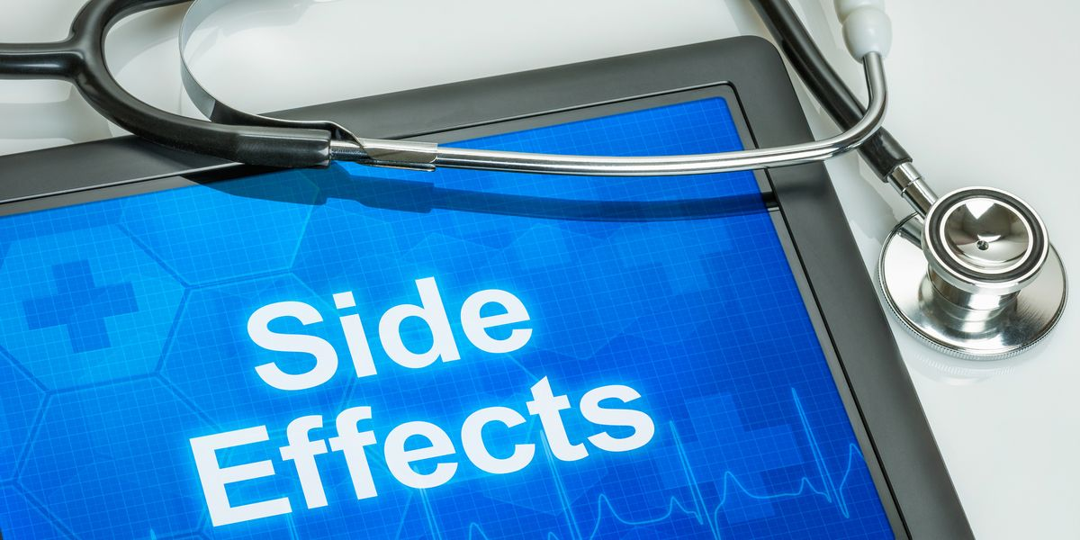 Side effects of fexofenadine (Telfast, Allerga)